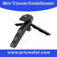 Mini Tripode Para Camara Compactas O Porta celular