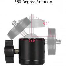 Rotula 360 grados Metálica