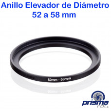 Anillo Elevador de diámetro de 52 a 58 mm