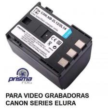 Bateria Para Video Camaras Canon Vixia Hg10 Mvx40 Mvx45