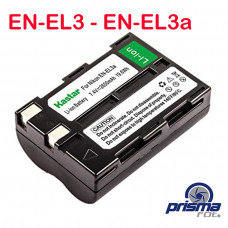 Batería Recargable EN-EL3 / EN-EL3a