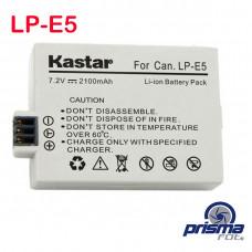 Batería Recargable Lp E5