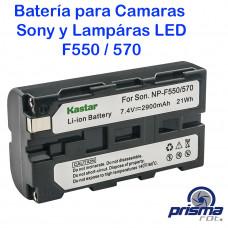 Batería Recargable F550