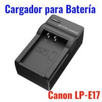 Cargador para Batería Canon LP-E17