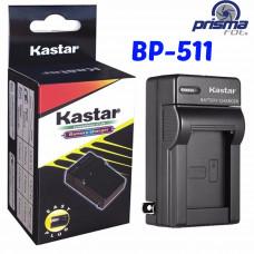 Cargador para Batería Canon BP-511
