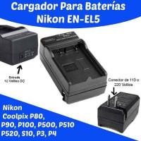 Cargador para Batería Nikon EN-EL5