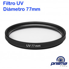 Filtro UV de 77 mm