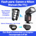 Flash Digital Para Canon O Nikon
