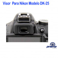 Visor para cámaras Canon Nikon Modelo: DK-25