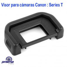Visor para cámaras Canon EOS 350D, 400D, 450D, 500D, T1, T2, T3, T3I, T4I, T5I