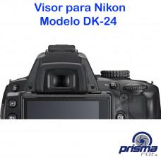 Visor para cámaras Canon Nikon Modelo: DK-24